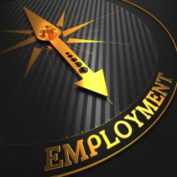 Thumbnail-Photo: NRF: Retail industry employment declined slightly in July...