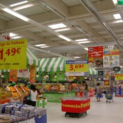 Thumbnail: Photo: POP displays for category management
