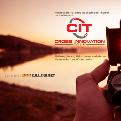 Thumbnail: Foto: Cross Innovation Talk by K.U.L.T.OBJEKT