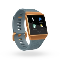 Thumbnail-Photo: Visa enables payments on Fitbit's first smartwatch...