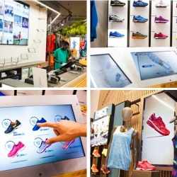 Thumbnail-Photo: ASICS hits the ground running with its new global retail concept store...