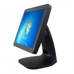 Thumbnail-Photo: New elegant free-bezel design 15 inch all-in-one touch POS terminal...