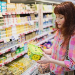 Thumbnail-Photo: Shoppers could pay up to a third more for everyday food items in the...
