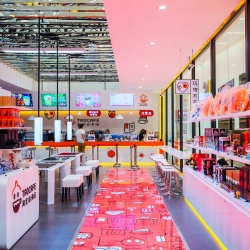 Thumbnail-Photo: Online giant Alibaba seeks to boost brick-and-mortar retail in China...