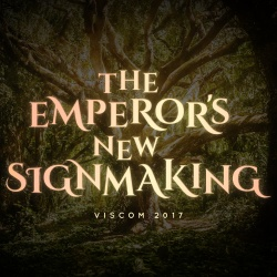 "Thumbnail-Photo: ""The emperor's new signmaking"""