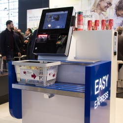Thumbnail: Photo: Retail self-checkout systems hold untapped potential...