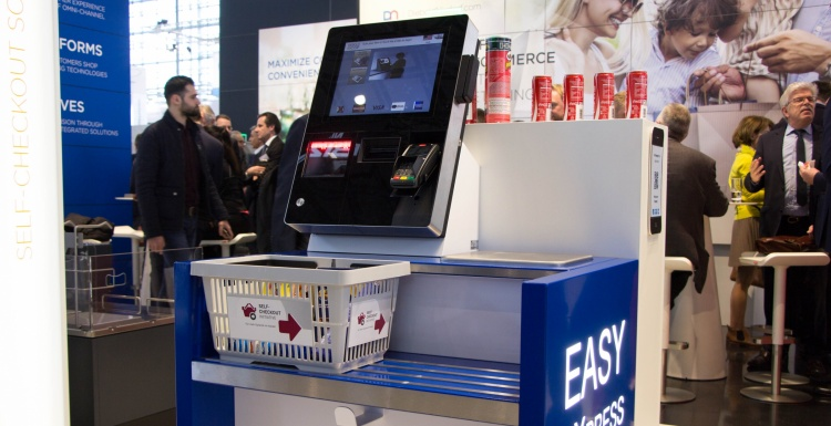 Photo: Retail self-checkout systems hold untapped potential...