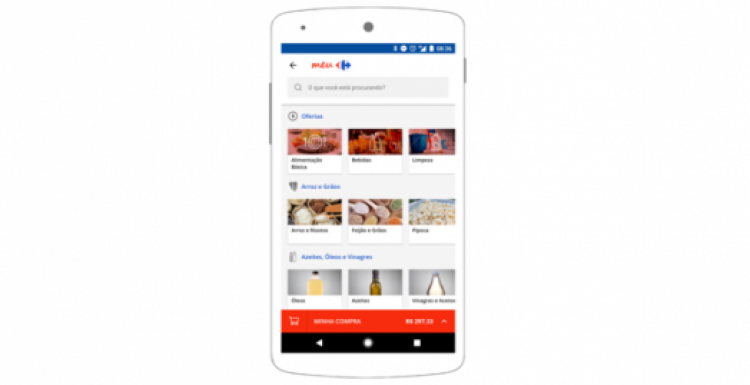 Photo: Carrefour launches My Carrefour data intelligence platform in Brazil...
