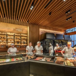 Thumbnail: Photo: Starbucks opens the first Princi bakery location in the U.S....