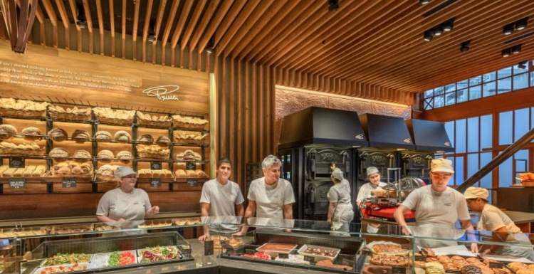 Photo: Starbucks opens the first Princi bakery location in the U.S....
