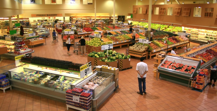 Photo: Future success of food retail industry depends on transformation...