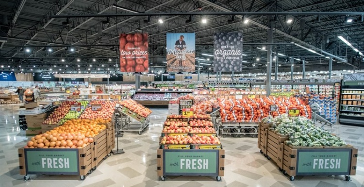 Photo: Meijer unveils newly-remodeled Rockford Supercenter...