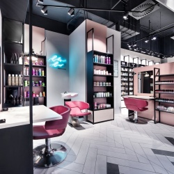 Thumbnail: Photo: What shop design can look like: The unique store of Mußler Beauty by...