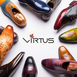 Thumbnail-Photo: Virtus – a step up with footwear innovation...
