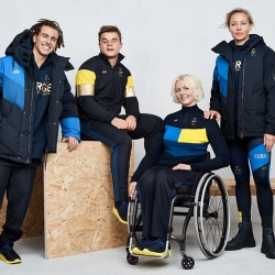 Thumbnail: Photo: H&M to provide outfits for Swedish teams