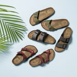 Thumbnail-Photo: Birkenstock is voted most animal-friendly shoe company...