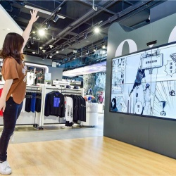 Thumbnail: Photo: Alibabas Tmall unveils first Retail Megastore for Intersport...
