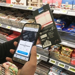 Thumbnail-Photo: App-based self-checkout
