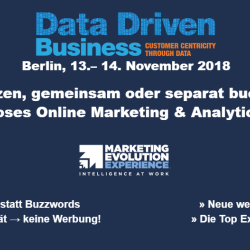 Thumbnail: Foto: Gute Gründe für die Data Driven Business