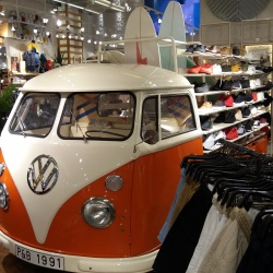 Thumbnail: Photo: What shop design can look like: Pull & Bear in Ourense, Spain...