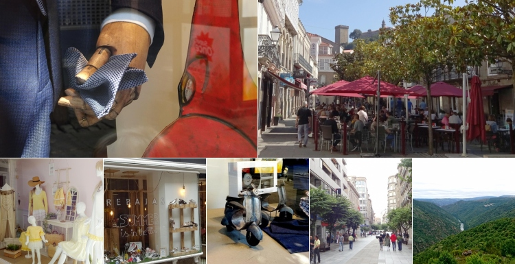 a35d4913a4a Attention to detail  Window shopping in Monforte de Lemos and Ourense