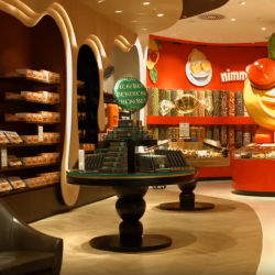 Thumbnail: Photo: Store design for adventurers and those who have a sweet tooth...