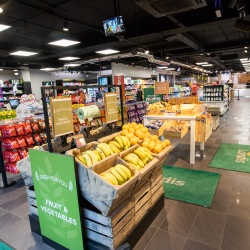 Thumbnail-Photo: Innovative in-store solution for Dublin university...