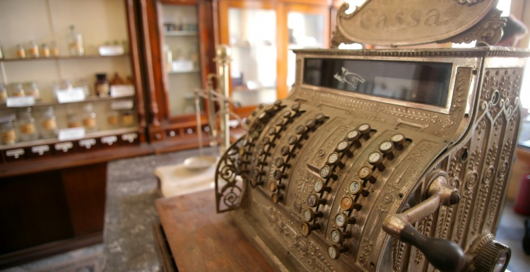 cash register; Copyright: panthermedia.net/bizoon