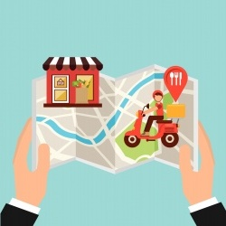 Thumbnail-Photo: New digital platform facilitates food delivery from Boston public market...
