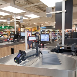 Thumbnail-Photo: Kaufland relies on state-of-the-art technology...