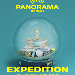 Thumbnail-Photo: PANORAMA Berlin January 15-17, 2019