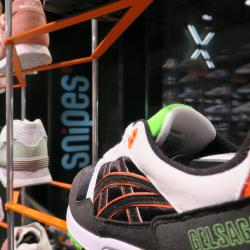 Thumbnail-Photo: Snipes Reopening in Cologne: Shopdesign goes Hip-Hop...
