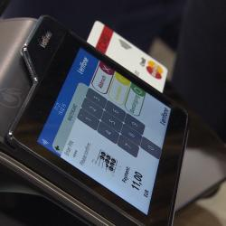 "Thumbnail-Photo: ""Carbon"" – The future of payment transactions by InterCard..."