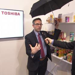 Thumbnail-Photo: Toshiba: artificial intelligence for frictionless shopping...