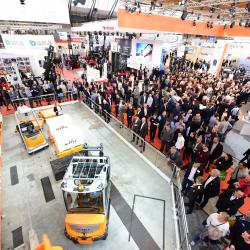 Thumbnail-Photo: LogiMAT 2019 wraps up with record attendance...