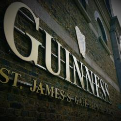 Thumbnail-Photo: The Guinness Storehouse in Dublin – a powerful customer magnet...