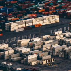 Thumbnail-Photo: Transport logistic trend barometer 2019