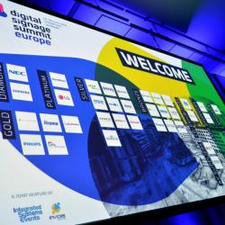 Thumbnail-Photo: Digital Signage Summit (DSS) Europe