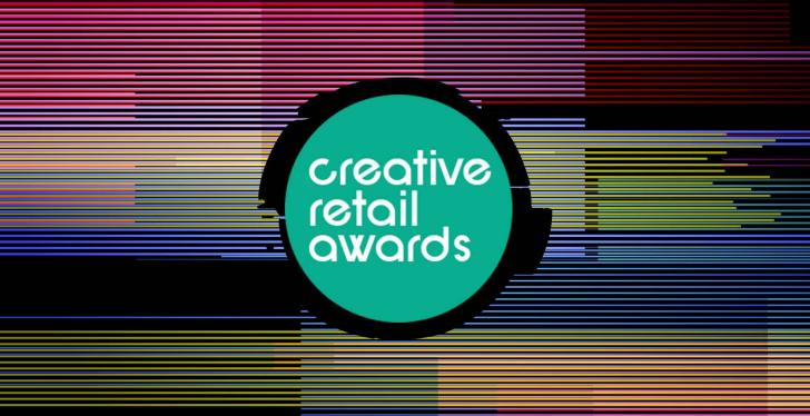 Logo for the Creative Retail Awards