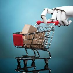 Thumbnail-Photo: The future of retail: AI is changing everything...