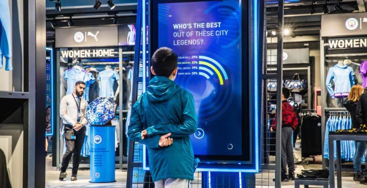 digital signage - iXtenso - Magazine for Retailers