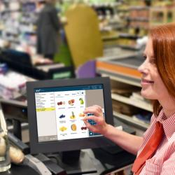 Thumbnail-Photo: drs//POS – The POS system for many check-out situations...