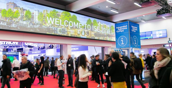 Visitors of ISE 2019