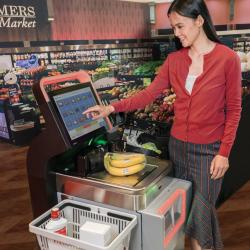 Thumbnail-Photo: Toshiba demonstrates the future of shopping at EuroShop 2020...