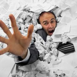 Thumbnail-Photo: Tired of paperwork? It's time for AI!