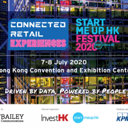 Thumbnail-Photo: Connected Retail Experiences and StartmeupHK Festival 2020...