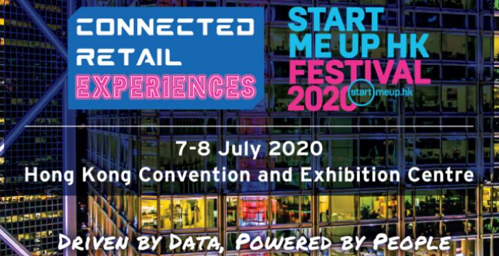 Connected Retail Experiences and StartmeupHK Festival 2020...
