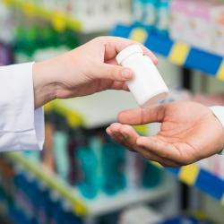 Thumbnail-Photo: COVID-19: lasting changes in the way local pharmacies operate...