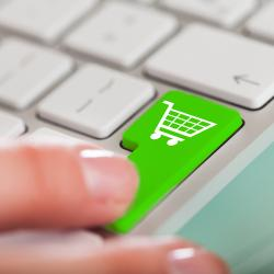 Thumbnail-Photo: COVID-19: surge in first-time online shoppers...