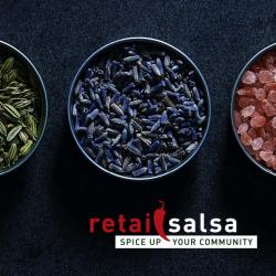 Thumbnail-Photo: retail salsa – Spice up your Community